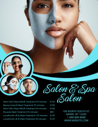 Hair Salon and Spa Template