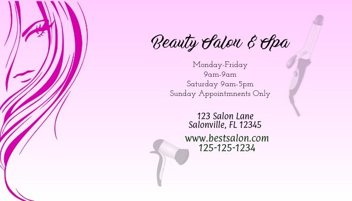 Hair Salon and Spa