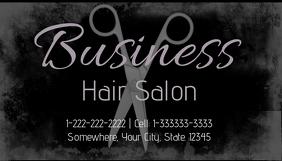 50 Customizable Design Templates For Nail Salon Business Card