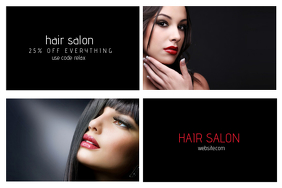 1 250 Customizable Design Templates For Beauty Salon Postermywall
