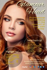 Hair Stylist Flyer