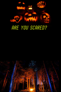 Halloween! Are You Scared?
