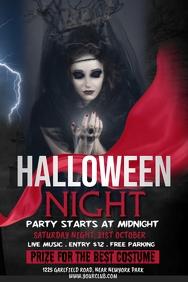 halloween, halloween poster, haunted