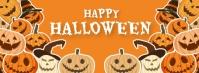 Halloween,Halloween sale,Halloween party Facebook 封面图片 template