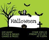 Halloween,Halloween sale,Halloween party Umugqa Omkhulu template