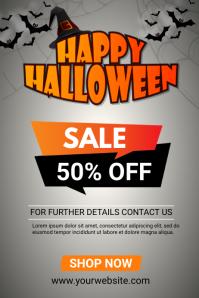 halloween 50% off sale 4X6 Ishidi elingu 4' × 6' template