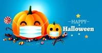 Halloween Ad template