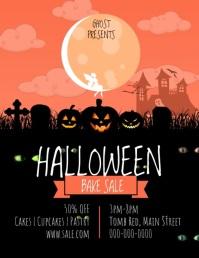 Halloween Bake Sale Pumpkin Video