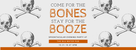 Halloween Booze Facebook Cover Photo