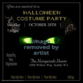 Halloween Costume Party Video