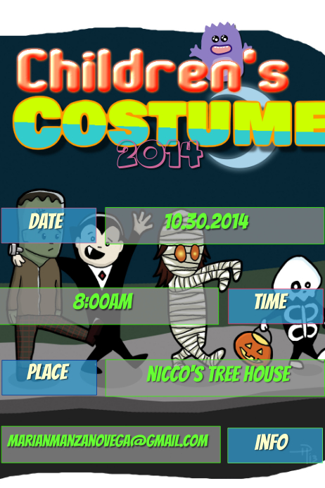 Halloween Costumes Party