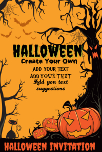 Halloween Create Your Own