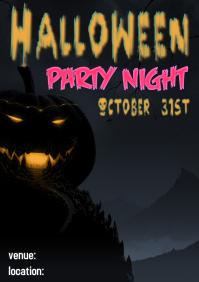 Halloween Dance night
