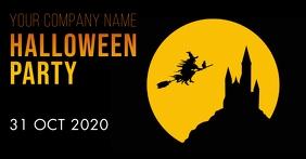 Halloween Ikhava Yomcimbi WeFacebook template