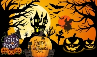 Halloween Tanda template