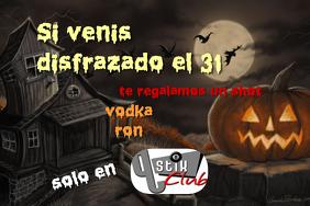 Halloween discount