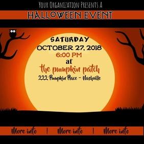 Halloween Event Video