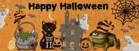 Halloween Facebook Cover Photo template