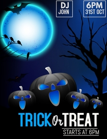 Halloween flyers,event flyer