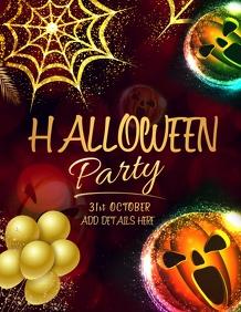 Halloween flyers,event flyers ,party flyers