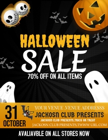 Halloween flyers,event flyers ,party flyers