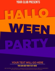 Halloween flyers,event flyers