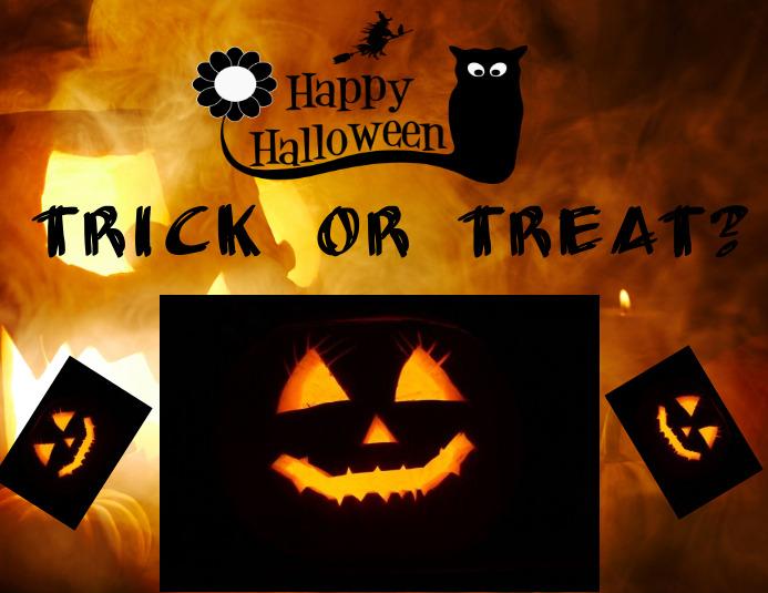 Halloween flyers Iflaya (Incwadi ye-US) template