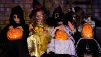 halloween girl Miniatura de YouTube template