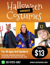 Halloween Handmade Costumes