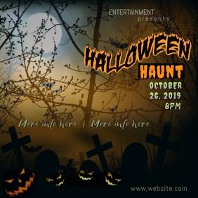 Halloween Haunt Video