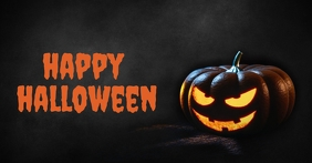Halloween IG Gedeelde afbeelding op Facebook template