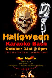 Halloween Karaoke Bash