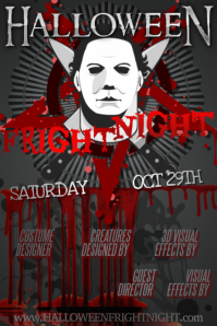 Halloween Movie Party Costume Event Adult Fall Horror Killer