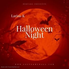 Halloween Night Mixtape Cover