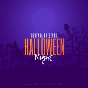 Halloween Night Mixtape Cover