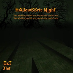 Halloween Night Video