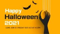 Halloween party,Halloween costume contest Blog overskrift template