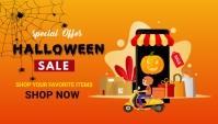 Halloween party,Halloween costume contest Blog Header template