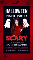 Halloween party,Halloween sale,party Instagram Story template