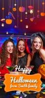 Halloween party,Halloween sale Snapchat Geofilter template