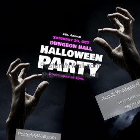 halloween party insta