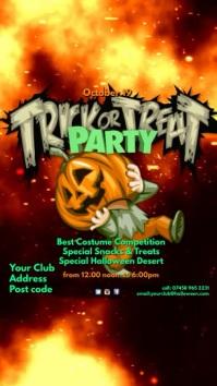 Halloween Party Instagram