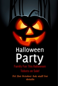 Halloween Flyer Templates | PosterMyWall