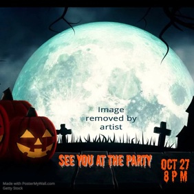 Halloween Party Reminder Video