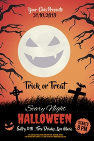 halloween poster, halloween, happy halloween