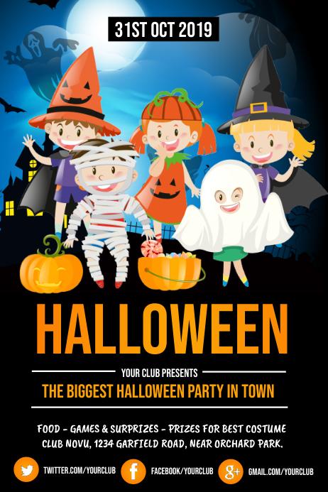 halloween poster, happy halloween, halloween