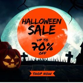 Halloween Sale Instagram