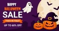 halloween sales template