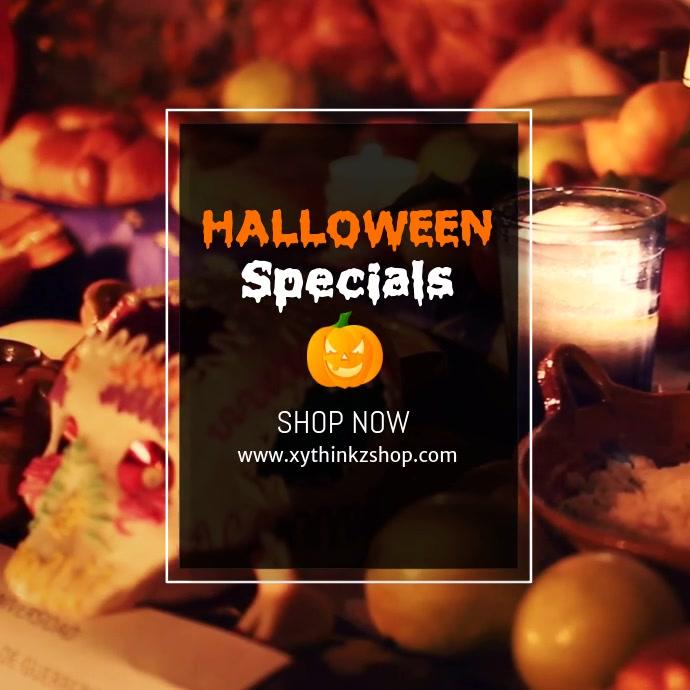 Halloween Specials Offer Sale Discount Shop