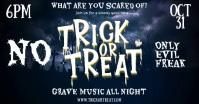 Halloween Template Facebook Shared Image